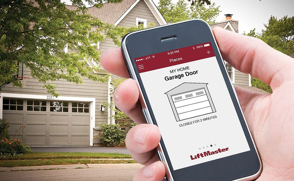 LiftMaster Garage Door Opener App